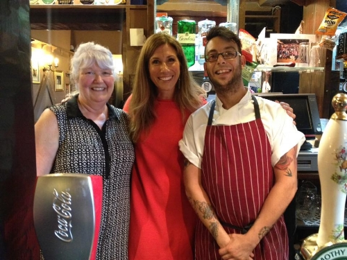 Gaynor faye with Gilly and James.jpg