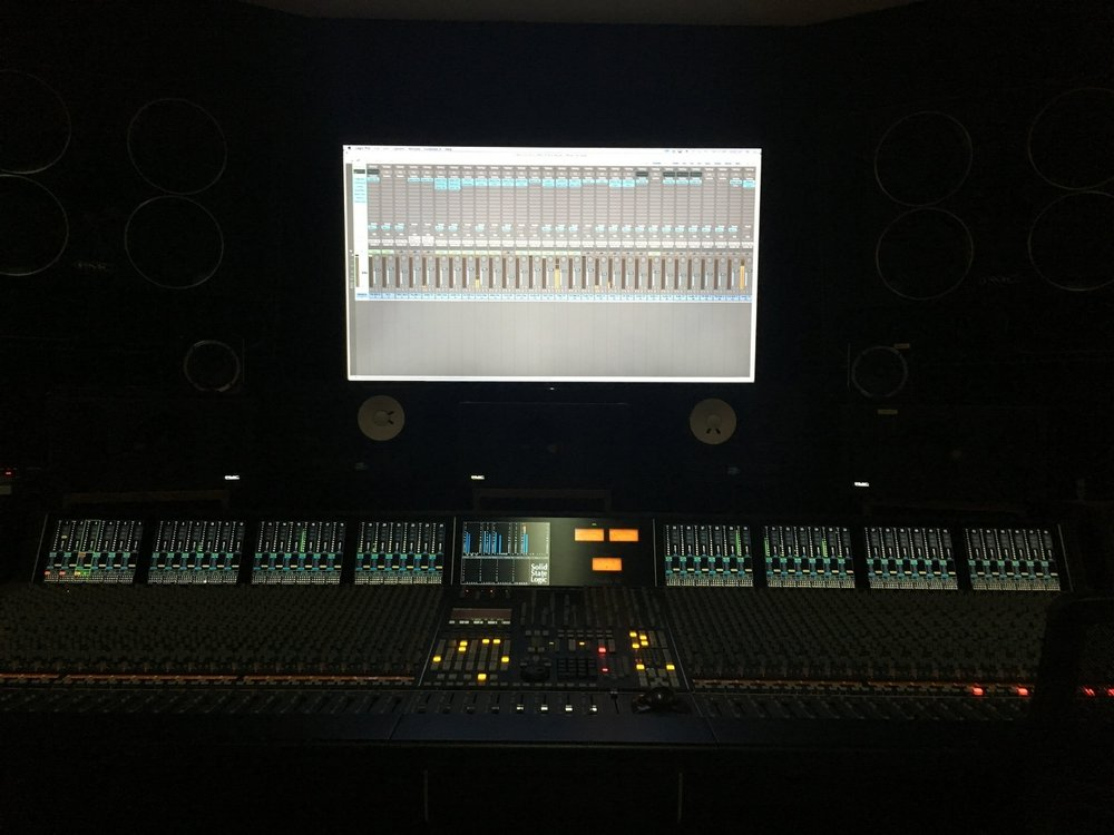 PRODUCTION & MASTERING.