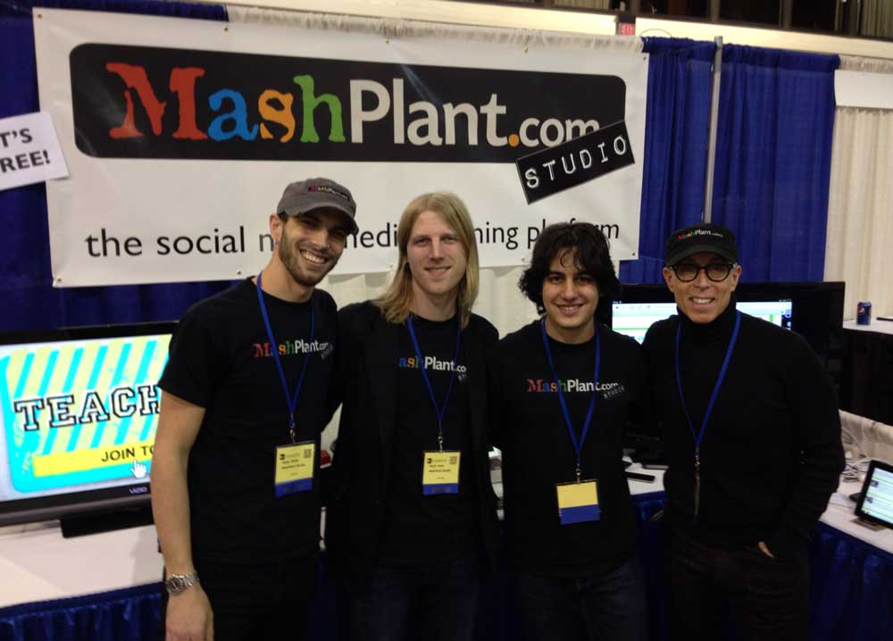 MashPlant Studio Team
