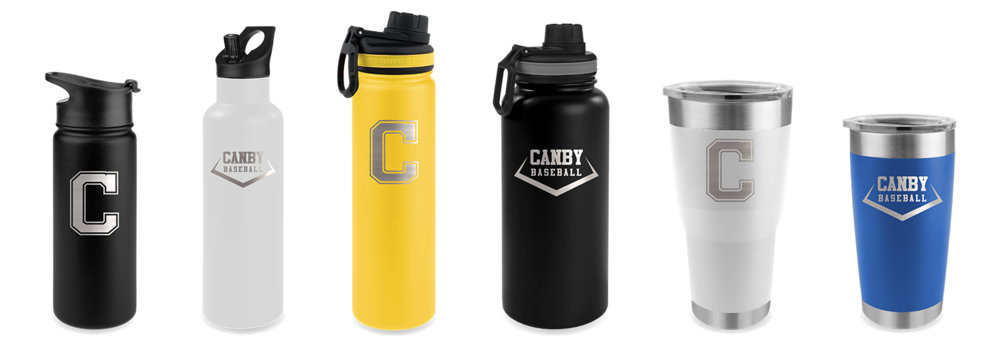It does not matter what you're drinking or where you're going, these insulated bottles and tumblers will keep you going at optimum temperatures!