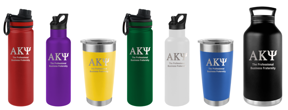 No matter what you're drinking or where you're going, TEMPERCRAFT insulated bottles & tumblers will keep you going at optimum temperatures!