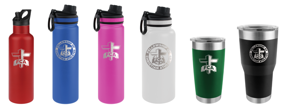 These insulated stainless steel bottles and tumblers will keep you hydrated at optimum temperatures!