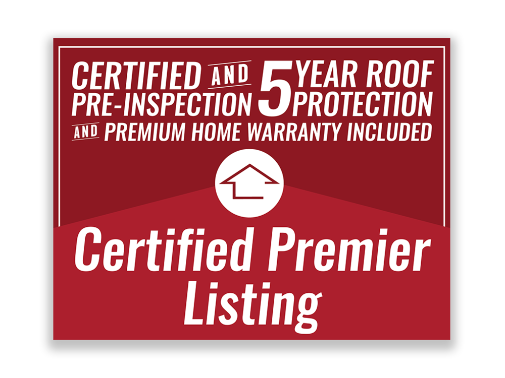 Certified Premier Listing Logos - Use any of our free logos in your marketing materials or with your listing to promote it on social media or wherever you choose.Download HERE.