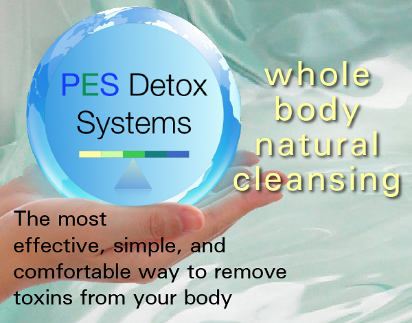 We help practitioners, individuals, and their families reduce toxicity successfully and comfortably through the use of PES Detox Systems.
