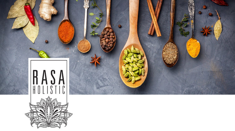 AYURVEDA TRADITIONS BY RASA