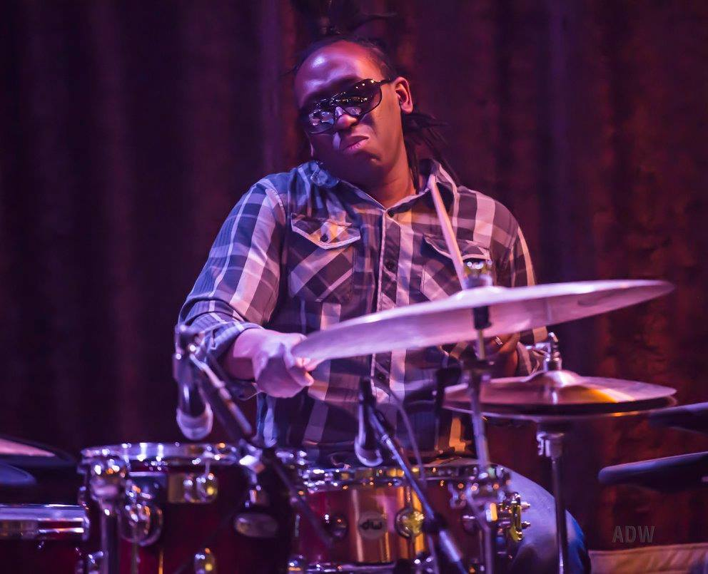 Sean Jefferson (drums) - GIGANTOSAURUS REX BAND