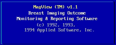 MagView Version 1.1