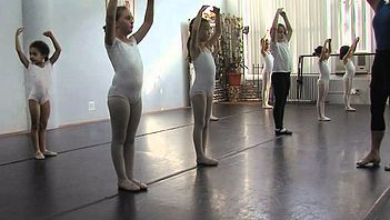 "Youth Summer Dance Program ""INterACTION"""