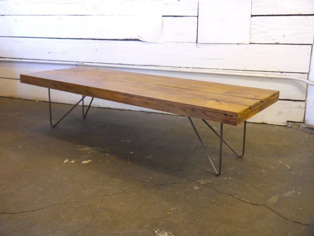 5' Coffee Table $229