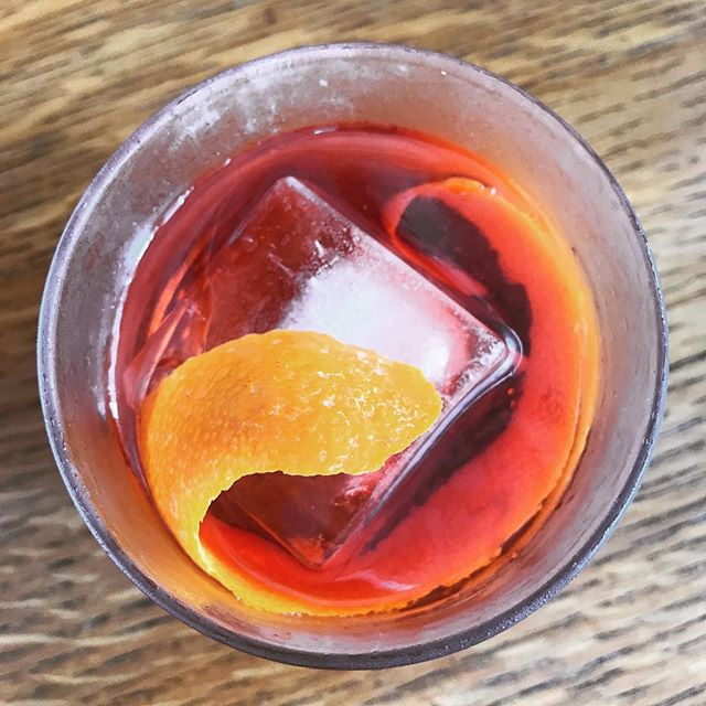 Happy Negroni Week! We're participating at all Octane locations, ATL + BHM. . . . . #negroniweek #imbibegram #octanecoffee @imbibe @campariofficial @campariamerica @octanewestside @octaneartscenter @octanegrantpark @octaneatv @octanebham @octaneuptown