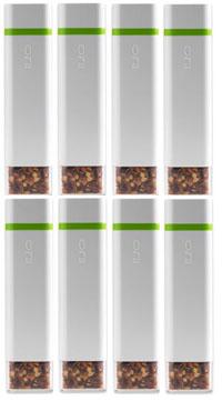 Orii 8 SPICE POD SET - VIBRANT GREEN