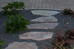 Learn how a walkway can help your landscape design
