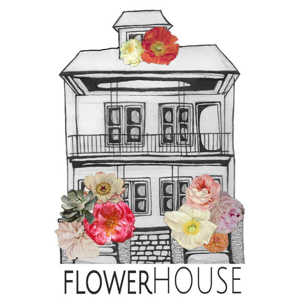 "I remember catching glimpses of the event called Flower House as it was happening on my Instagram feed. Floral designers from around the country gathering in Detroit to transform this house, ready for teardown, into a thing of beauty with flowers. Each room, with its sagging ceilings, ""pot-holed"" floors, and stained walls became the not-so-blank, but perfectly fitting canvases to create floral masterpieces upon. The juxtaposition created by this dark, decaying house, with the color, smell, texture, and beauty of flowers was perfection in my eyes. I remember the envy I felt. I wanted to be there."