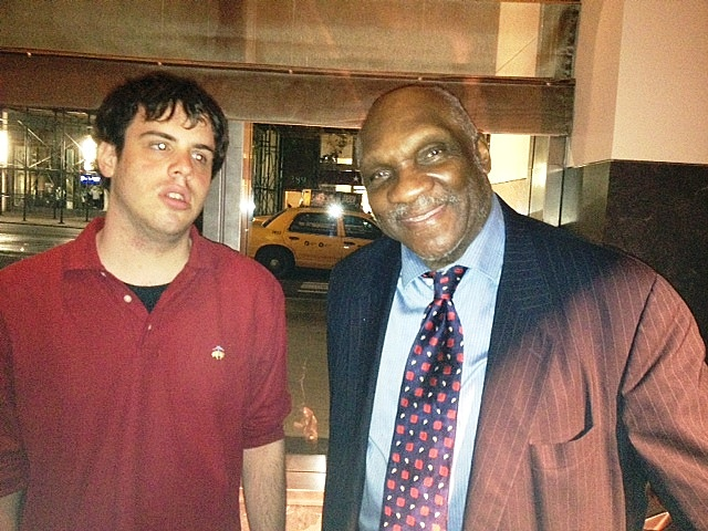 Sam and Harold Mabern