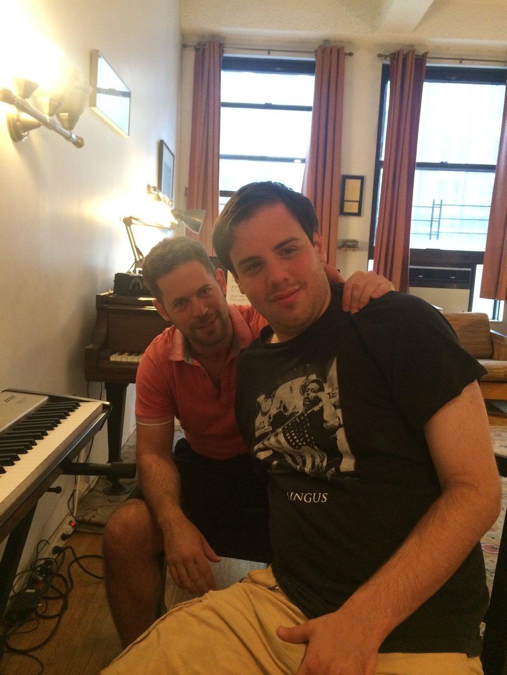 Sam & Jonathan Spandorf