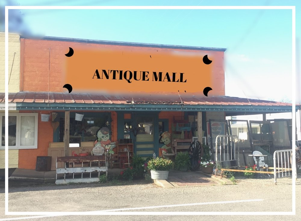 Carmine Antique Mall