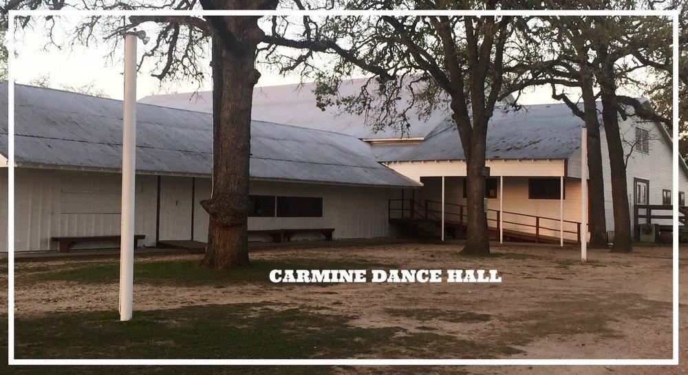 Carmine Hall - Cedar Creek Schuetzen Verein