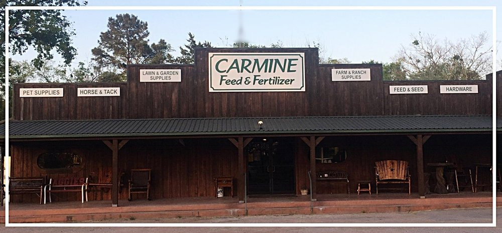 Carmine Feed & Fertilizer