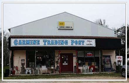 Carmine Trading Post