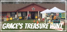 Grace's Treasure Hunt Antique Show