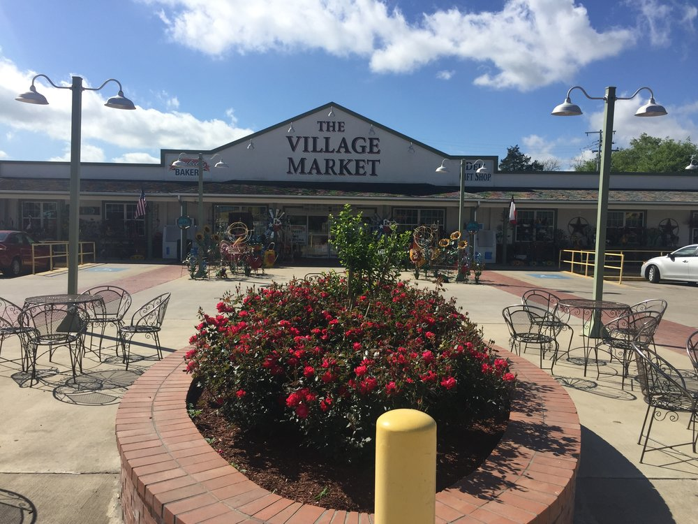 The Village Market - Jeff & Kristie WunderlichGrocery Store, Wiekels Bakery, Delicatessen, Valero fuel, Convenience store115 W Sylvan St |Carmine, Texas 78932(979) 278-3333Open Daily |Mon-Sun 7:00AM - 9:00PMCCC Member - 2017