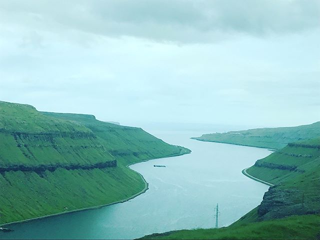 Hello Faroe Islands! 🇫🇴 CPR 2018: Dimming the Northern Lights starts tomorrow! #cprlights #cpr2018 #faroeislands #torshavn #nordiccountries #nordiskkulturfond #nkf #fly #travel #research #islands
