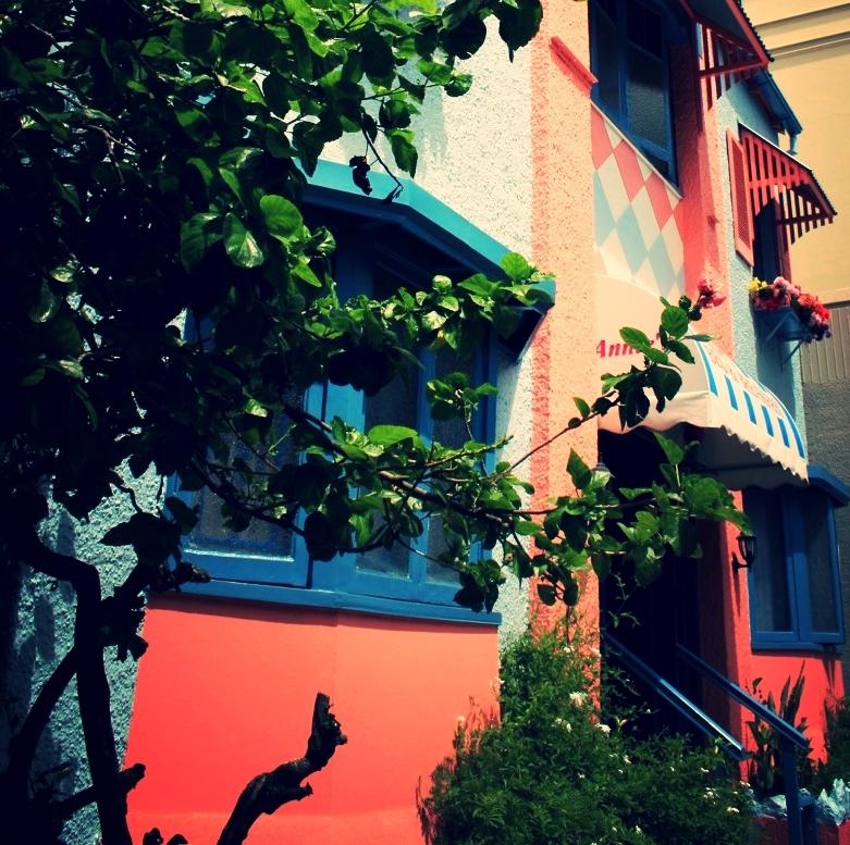 Annie' Shandon Inn - in beautiful period colours