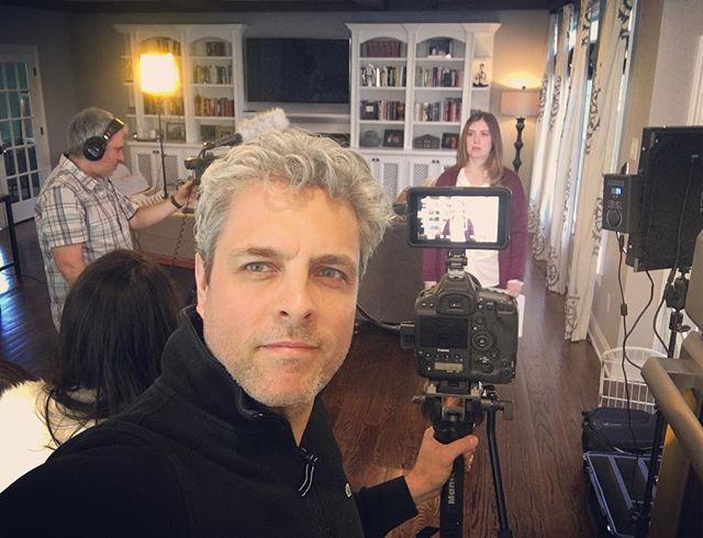 🎬🎥 #threeonecreative #onset #promo #videoproduction #alanbresson #videoseries #westfieldnj  #canon1dxmarkii #canonc100mark2