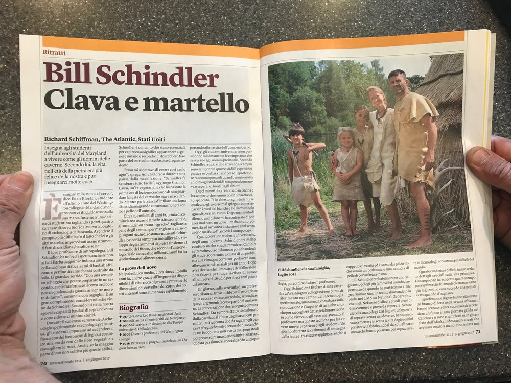 Reprint of the article as it appeared in the June 2017 edition of the Internazionale