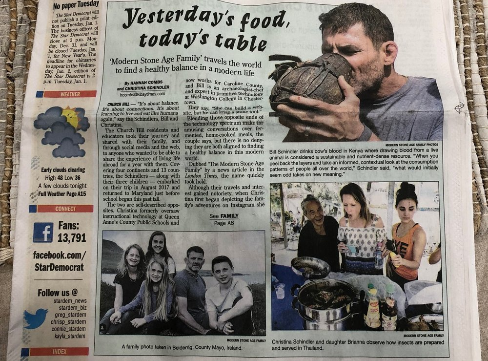 The Sunday Star on 12/30/18