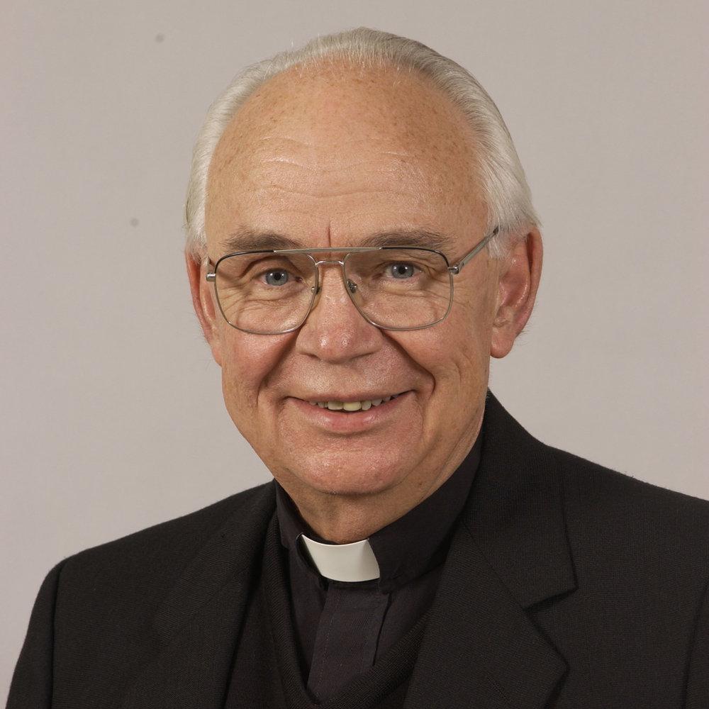 Fr. Melvin Thompson, Pastor, 1989-2001