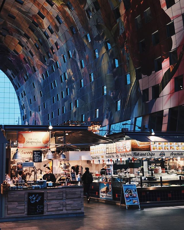 this place is amazing! #markthal