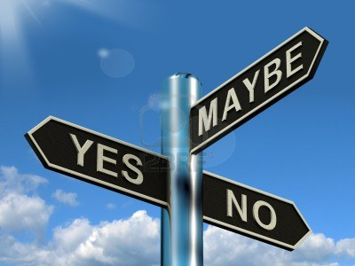 13564559-yes-no-maybe-signpost-showing-voting-decision-or-evaluation