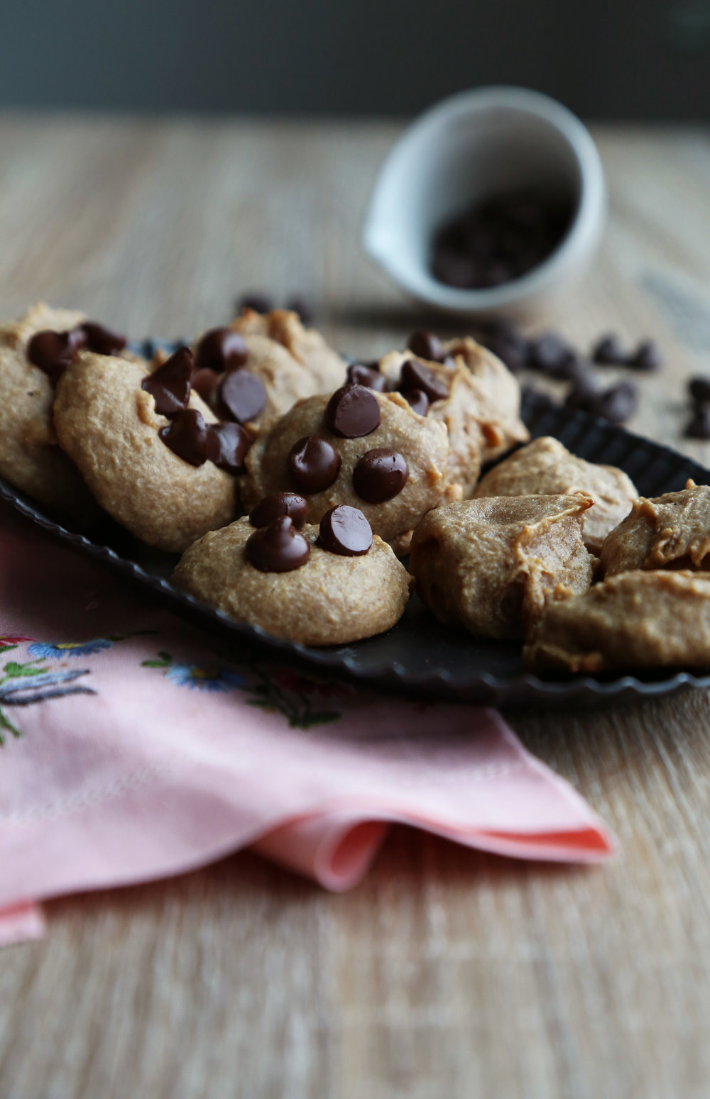 5 ingredient healthy cookies