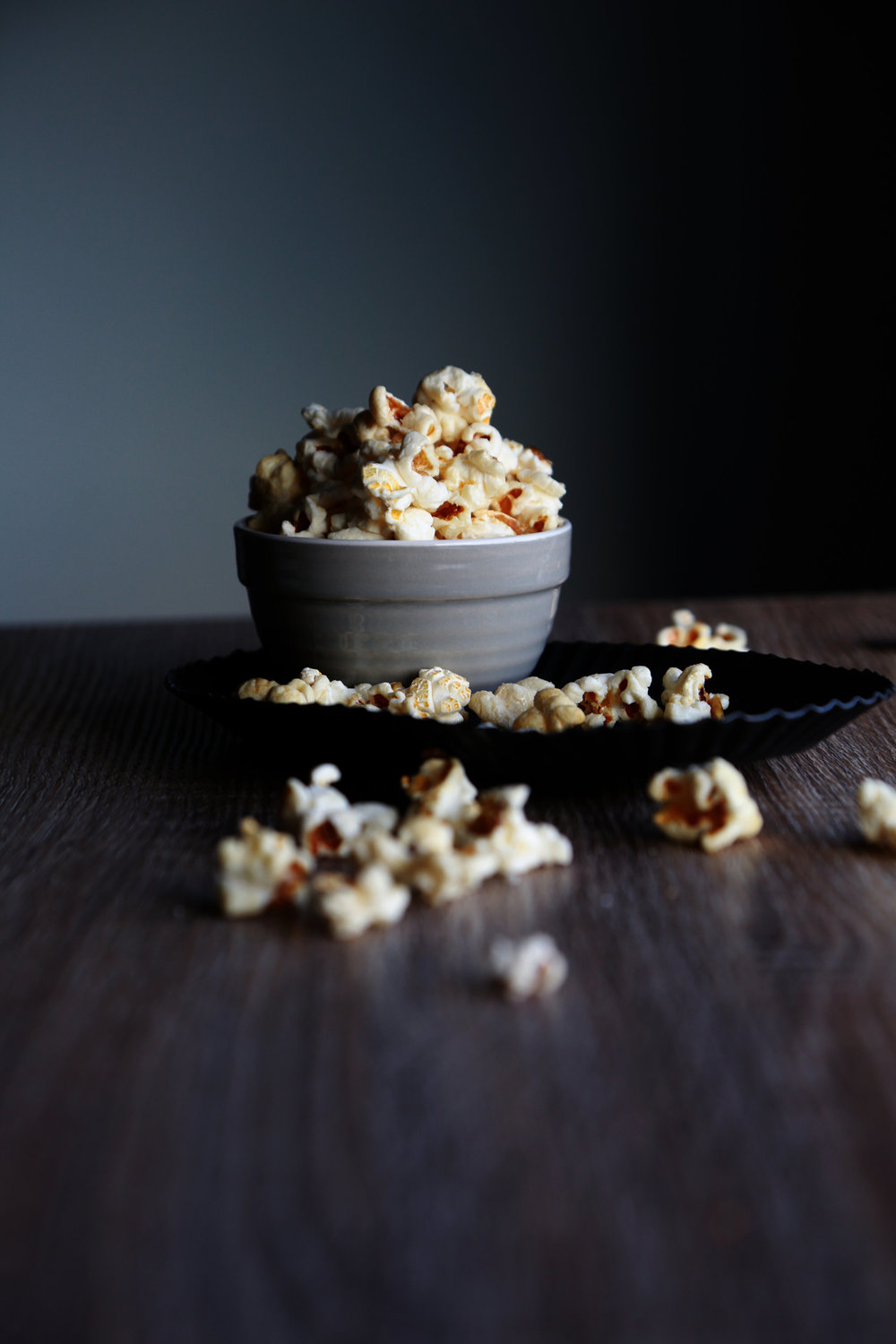 Sweet & salty kettle corn