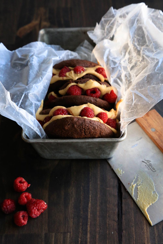 Gluten Free & Vegan Sandwich Cookies