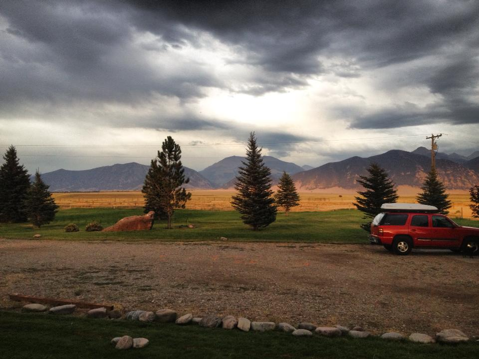 Ennis, Montana 2013