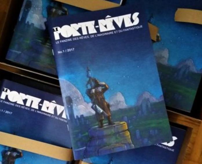 Le Porte-Rêves - N°1 / 2017