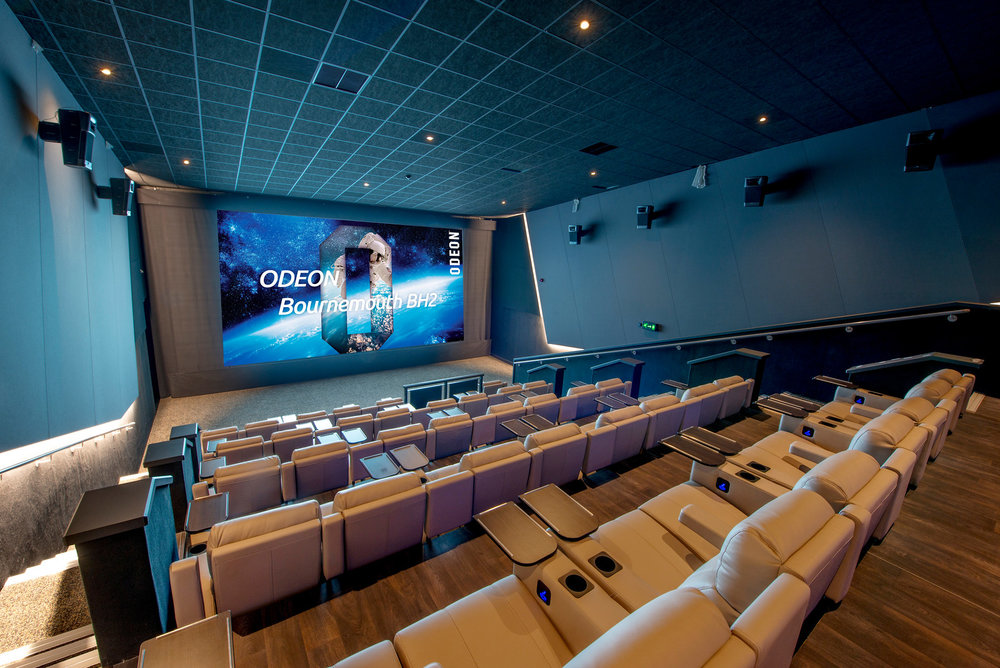Acoustic Cinemas Worldwide Turnkey Interior Fit Out
