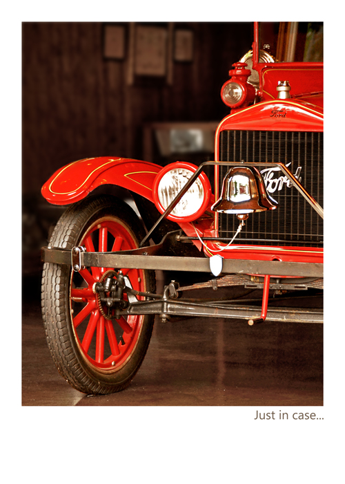 Vintage Fire Engine BIRTH 043 2
