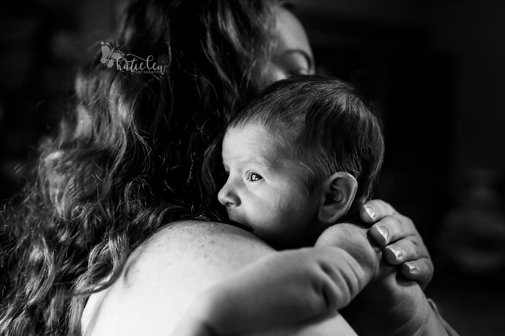 Stillwater, OK newborn lifestyle photographer