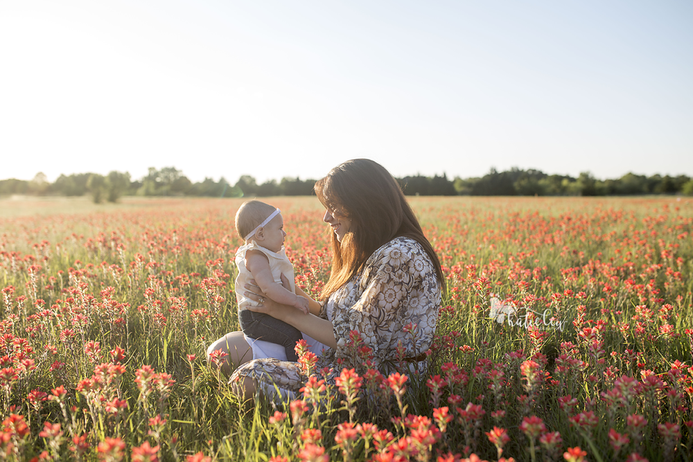 Stillwater, OK family photographer - Mommy & Me Session
