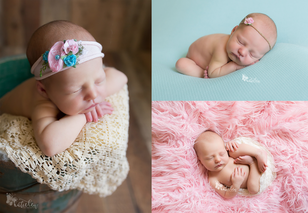 Stillwater, OK newborn photographer