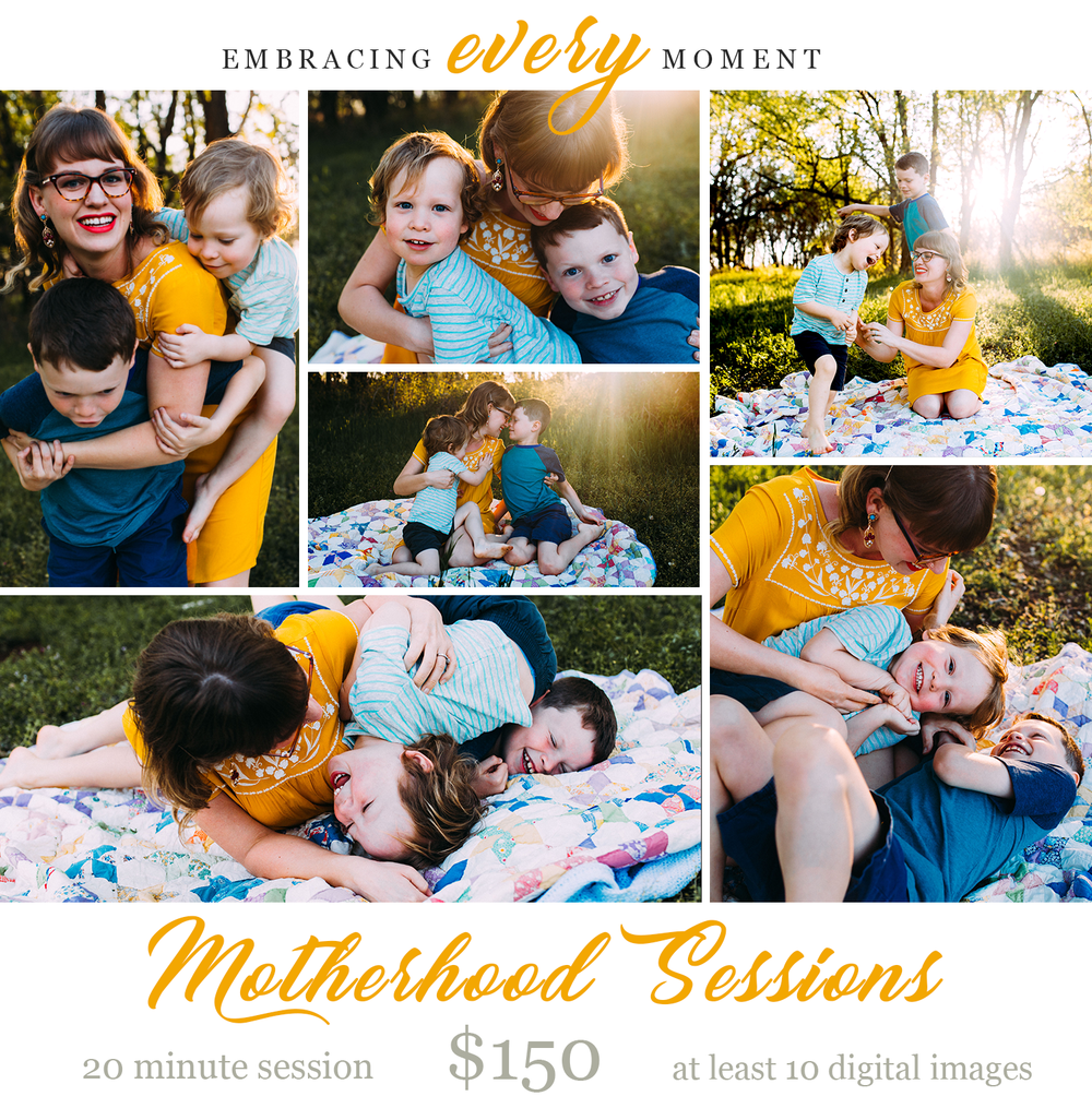 mommy and me sessions stillwater, oklahoma