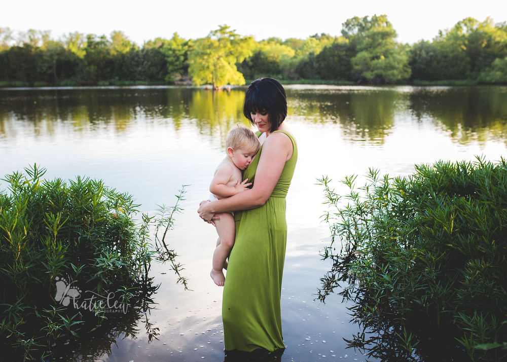 water breastfeeding shoot