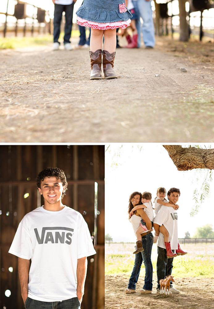 Pouliot Family - Lens Daisy