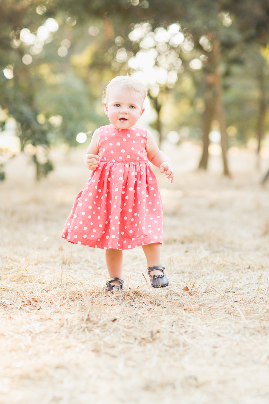 Hattie 1 Year Lens Daisy Photography California Central Valley Childrens Photography3