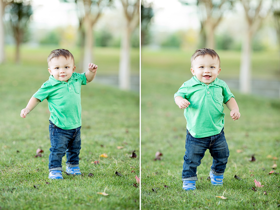 San Ramon Childrens Photography Lens Daisy Photography 1 year old boy
