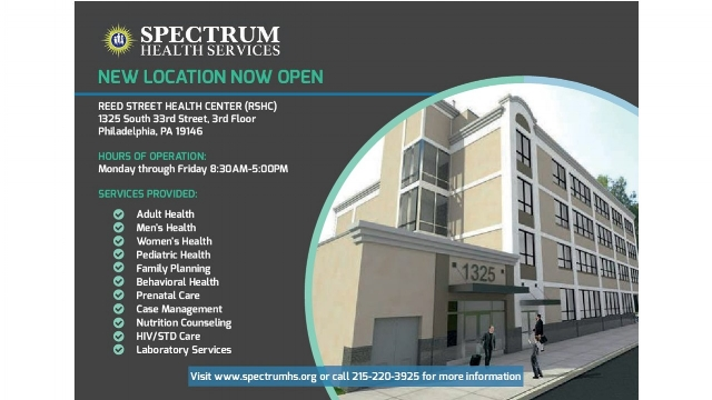 Spectrum Health Services Inc