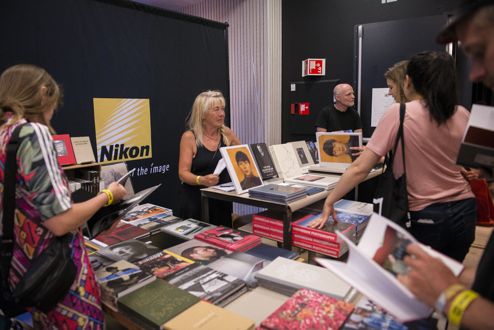 JOURNAL PHOTOBOOKS - BOOK SHOP(At the House of Literature)Gösta and Inger from the legendary Swedish book publisher Journal are back in Fredrikstad. They'll bring both the latest releases and and some classic titles.FRIDAY AND SATURDAYMAY 24TH & 25TH